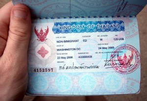 Thai Marriage Visa